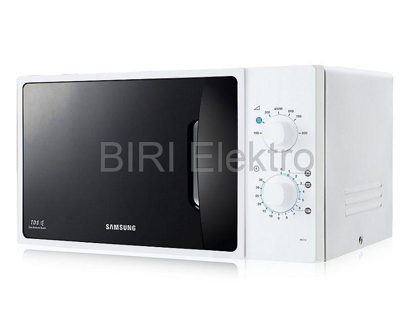 Samsung ME71A manuális mikrohullámú sütő